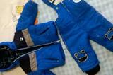 Комплект куртка+ полукомбенизон весна-осень