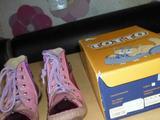 Ботинки для девочки, бу
